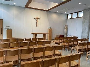 教会の祭壇